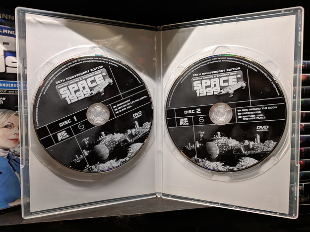 Space: 1999 - 30th Anniversary Edition (DVD)