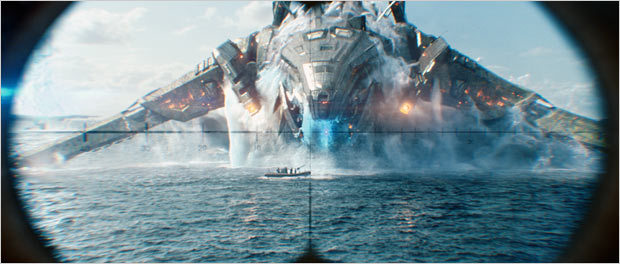Still from Battleship