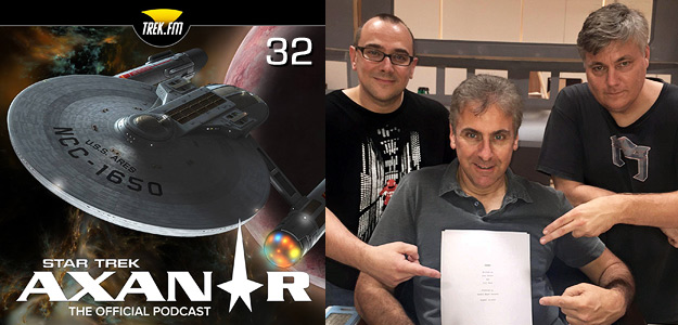 Official Axanar Podcast #32: What Makes a Great Star Trek Story?
