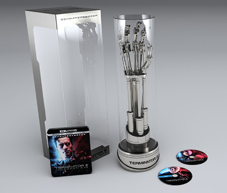Terminator 2 EndoArm (4K Ultra HD Blu-ray)