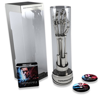 Terminator 2 (4K Ultra HD EndoArm Limited Edition)