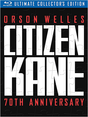 Citizen Kane: 70th Anniversary Edition (Blu-ray Disc)