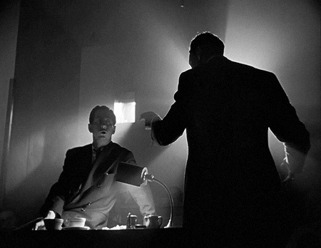 A scene from Citizen Kane