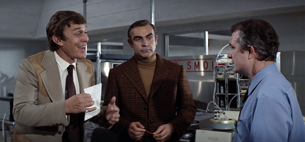An image from Diamonds Are Forever