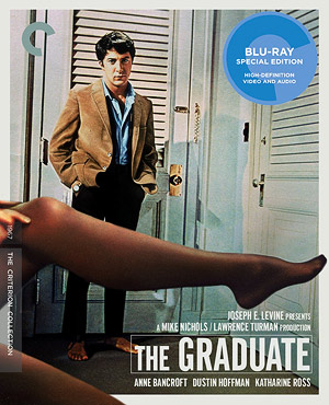 The Graduate (Criterion Blu-ray Disc)