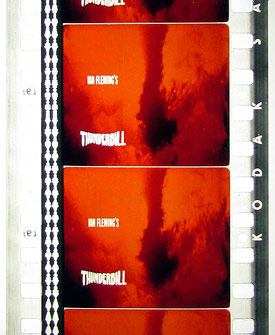 35 mm film image from Thunderball