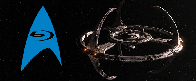 """What can Star Trek fans do to encourage CBS to release Deep Space Nine on Blu-ray?"""