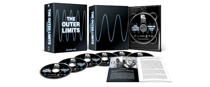 Kino Lorber sets The Outer Limits: Season One for Blu-ray release on 3/27 with 32 classic episodes & more