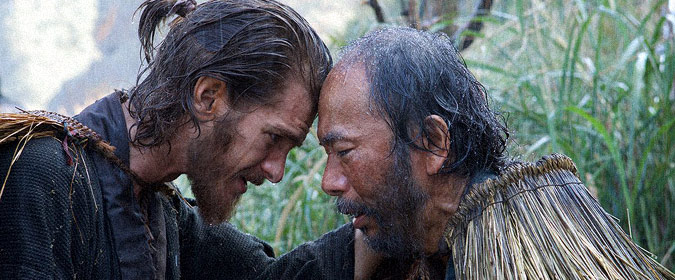 Paramount announces Martin Scorsese's Silence for Blu-ray and DVD release on 3/14