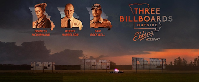 20th Century Fox Home Entertainment sets Three Billboards Outside Ebbing, Missouri for BD/4K on 2/27