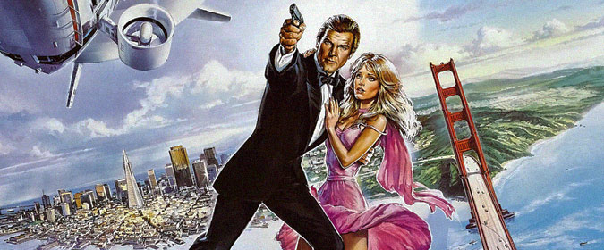 Michael Coate & Bond historians look back at the 1985 film A View to a Kill on its 30th anniversary
