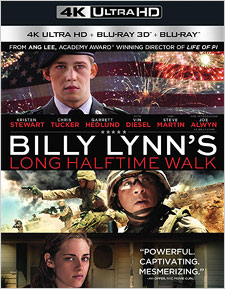 Billy Lynn's Long Halftime Walk (4K UHD)