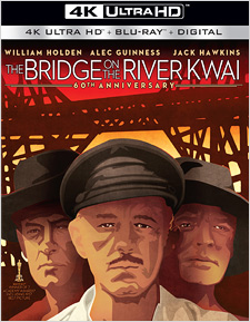 The Bridge on the River Kwai (4K Ultra HD Blu-ray)
