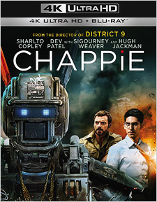 Chappie (4K Ultra HD Blu-ray)