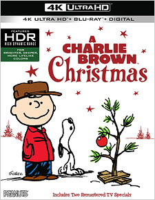 A Charlie Brown Christmas (4K Ultra HD Blu-ray)