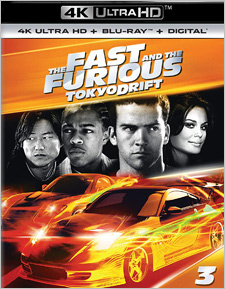 The Fast and the Furious: Tokyo Drift (4K Ultra HD)