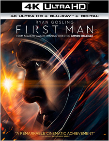 First Man (4K Ultra HD Blu-ray)