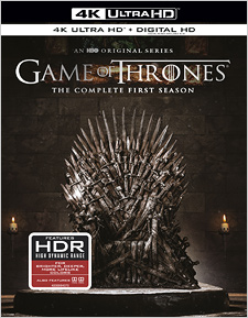 Game of Thrones: The Complete First Season (4K UHD Review)