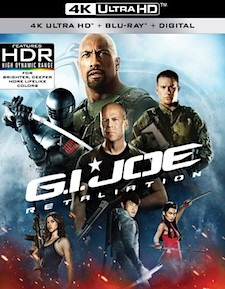 G.I. Joe: Retaliation (4K Ultra HD Blu-ray)