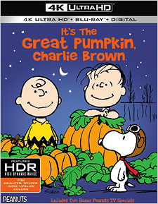 It's the Great Pumpkin, Charlie Brown (4K Ultra HD Blu-ray)