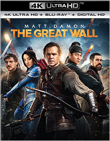The Great Wall (4K Ultra HD Blu-ray)