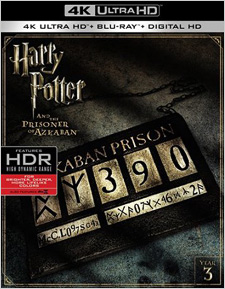 Harry Potter and the Prisoner of Azkaban (4K Ultra HD Blu-ray)