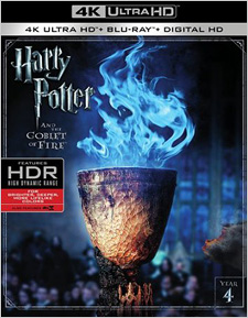 Harry Potter and the Goblet of Fire (4K Ultra HD Blu-ray)