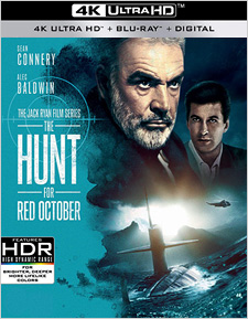 The Hunt for Red October (4K Ultra HD)
