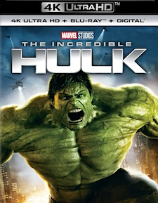 The Incredible Hulk (4K Ultra HD)