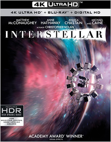 Interstellar (4K Ultra HD Blu-ray)