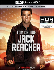 Jack Reacher (4K Ultra HD Blu-ray)