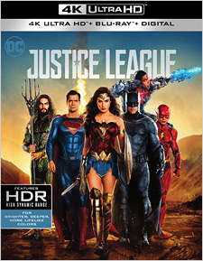 Justice League (4K Ultra HD)