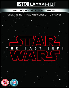 Star Wars: The Last Jedi (UK version - 4K Ultra HD)