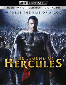 Legend of Hercules (4K Ultra HD Blu-ray)