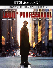 Leon: The Professional (4K Ultra HD Blu-ray)