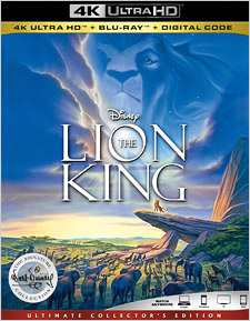 The Lion King (4K Ultra HD)