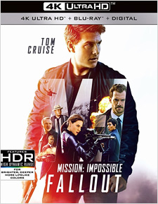 Mission: Impossible - Fallout (4K Ultra HD)
