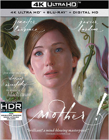 Mother! (4K Ultra HD Blu-ray)