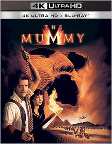 The Mummy (1999 - 4K Ultra HD Blu-ray)