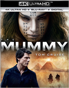 The Mummy (2017) (4K Ultra HD Blu-ray)