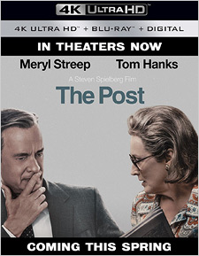 The Post (4K Ultra HD)