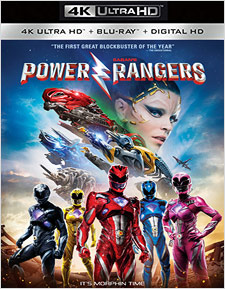 Power Rangers (4K Ultra HD Blu-ray)