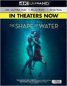 The Shape of Water (4K Ultra HD)