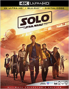 Solo: A Star Wars Story (4K Ultra HD Blu-ray)