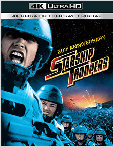 Starship Troopers (4K Ultra HD Blu-ray)