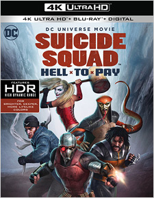 Suicide Squad: Hell to Pay (4K Ultra HD)