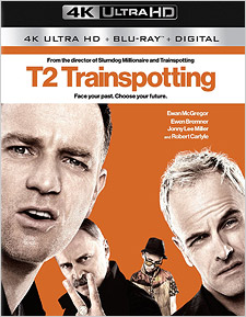T2 Trainspotting (4K UHD Blu-ray)