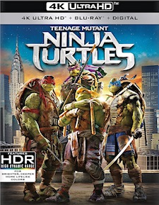 Teenage Mutant Ninja Turtles (4K Ultra HD Blu-ray)
