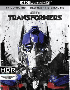 Transformers (4K Ultra HD Blu-ray)