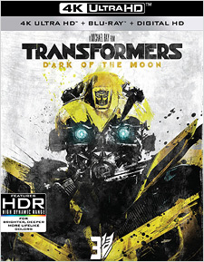 Transformers: Dark of the Moon (4K Ultra HD Blu-ray)